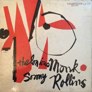 thelonious mnk & sonny rollins - monk and sonny (1954)