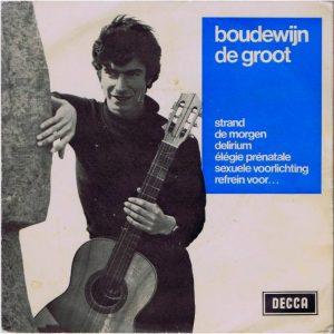 boudewijn de groot ep decca records 1964