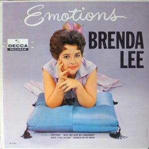 brenda lee - emotions (1961)
