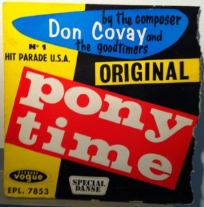 don covay - pony time