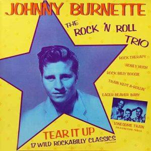johnny burnette - lonesome train (single 1956)