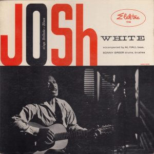 josh white - ballads and blues