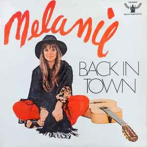 melanie - back in town