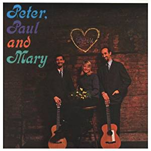 peter paul and mary - first album (1962)