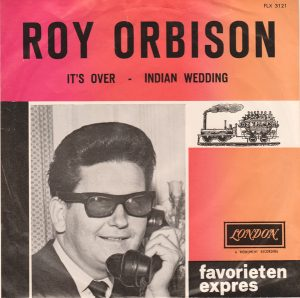 roy orbison - single - it's over