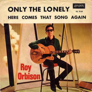roy orbison - single (1961)