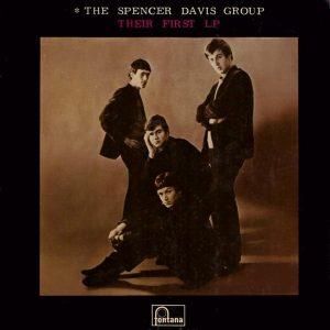spencer davis group - their first l.p.