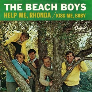 the beach boys - single 1965 - help me rhonda