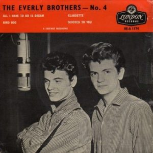 the everly brothers - e.p. london records