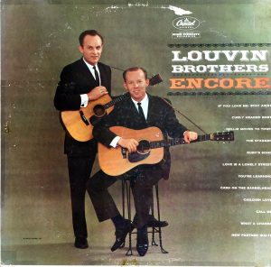 the louvin brothers - love is a lonely street