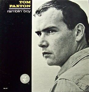 tom paxton - ramblin' boy (1964)