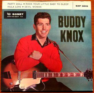 buddy knox - ep sonet records 1957