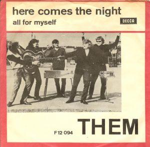 them derde single uitgebracht 1965
