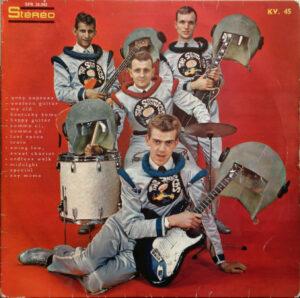 bob lander & the spotnicks