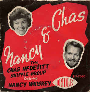 chas mcdevitt skiffle group
