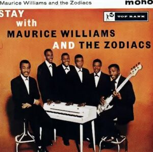 mauric williams & the zodiacs
