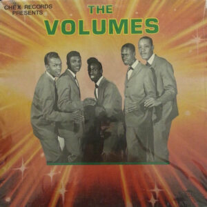 the volumes